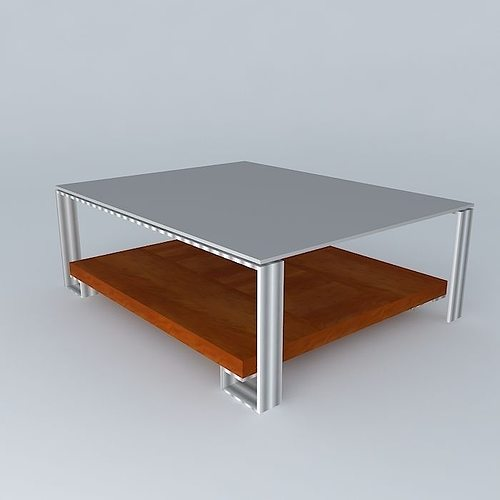beautiful table 3d model max obj 3ds fbx stl skp 1