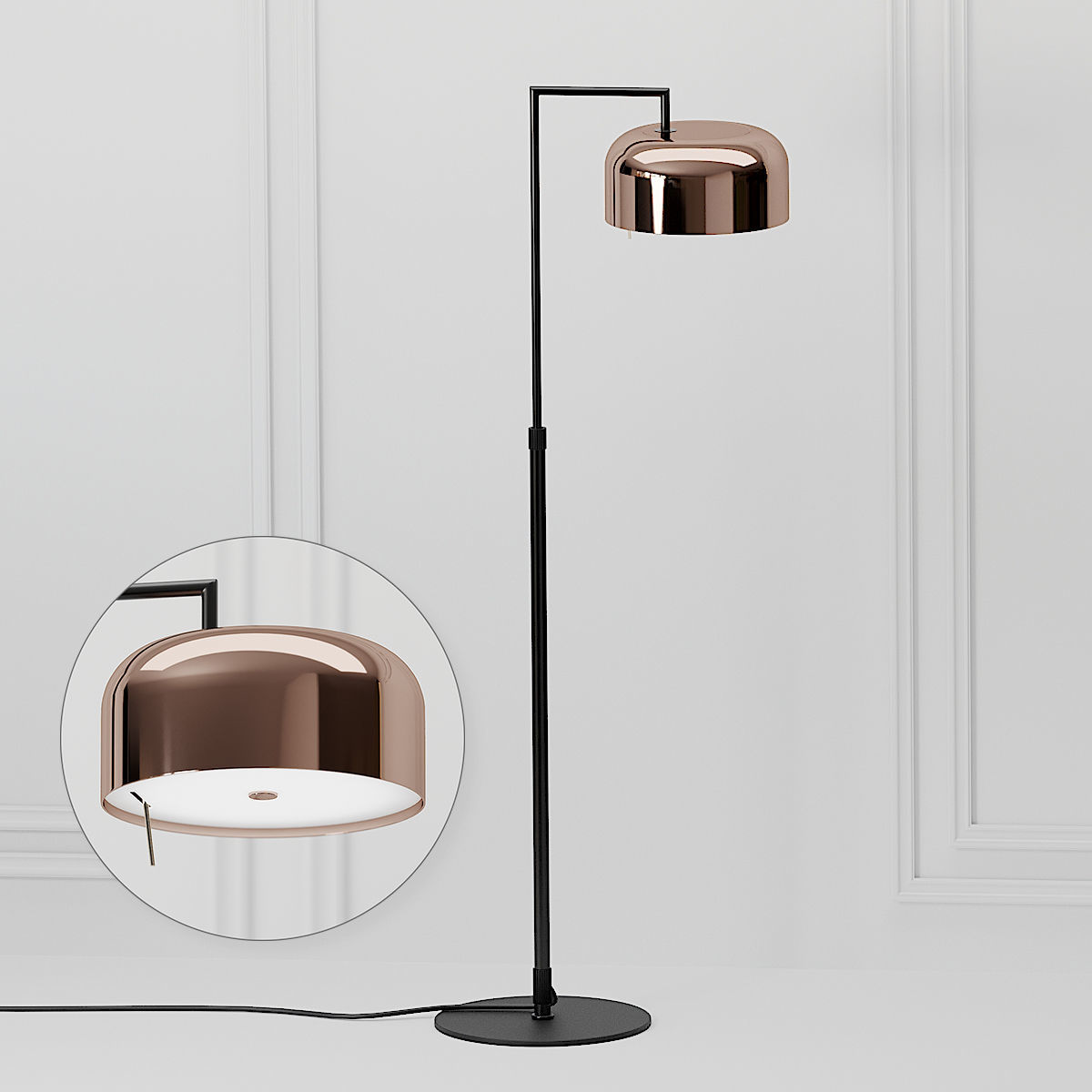 Lalu Floor Lamp From Seed Design