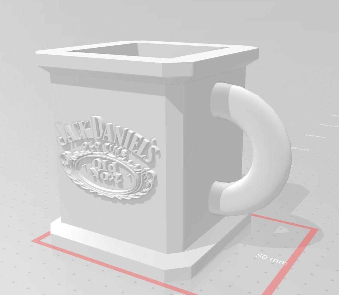 Jack Daniels Mug