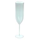 Glass flute