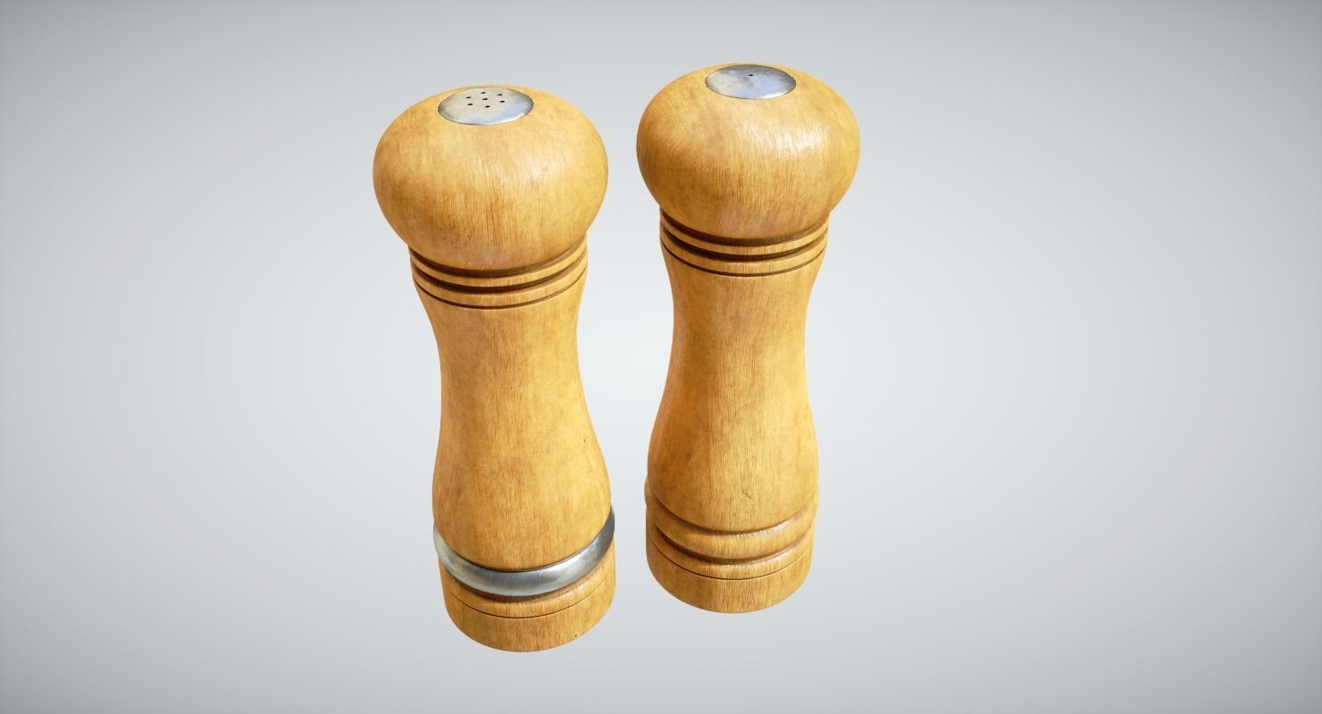 Salt and Pepper Cellar