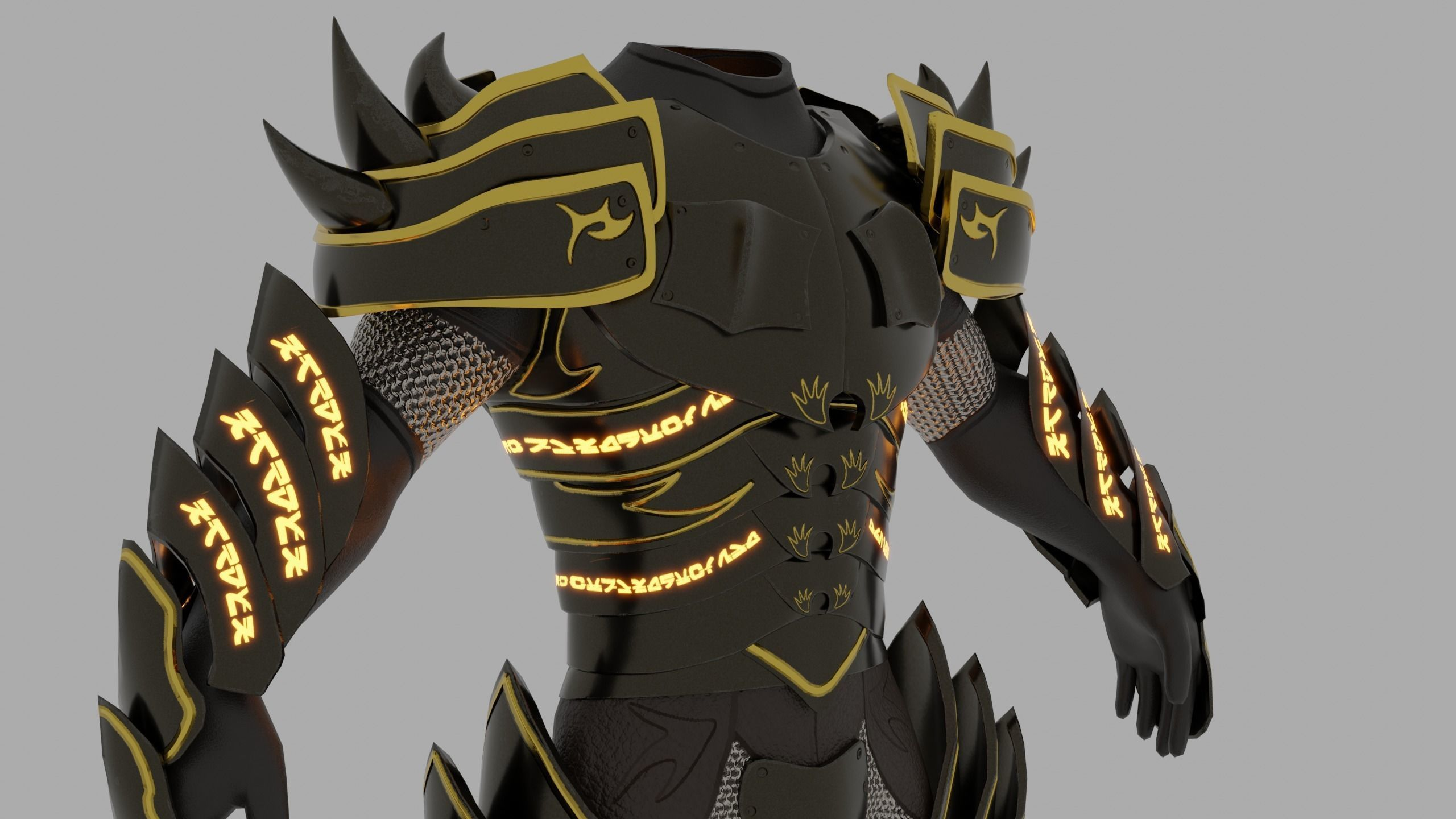 3d Pbr Dragon Armor Cgtrader Its hat counterpart is the dragon helm. dragon armor 3d model