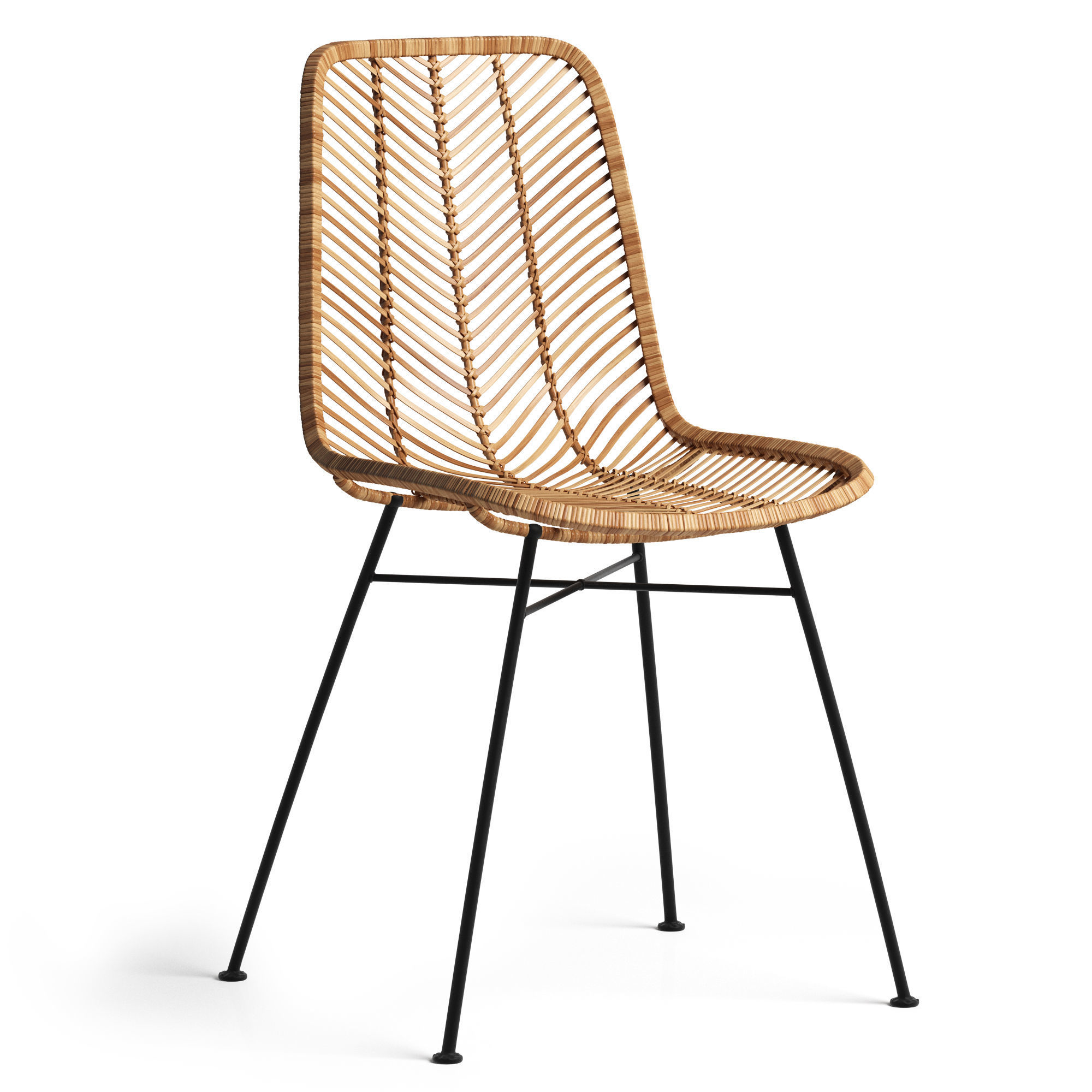 Rattan chair Lena - Bloomingville