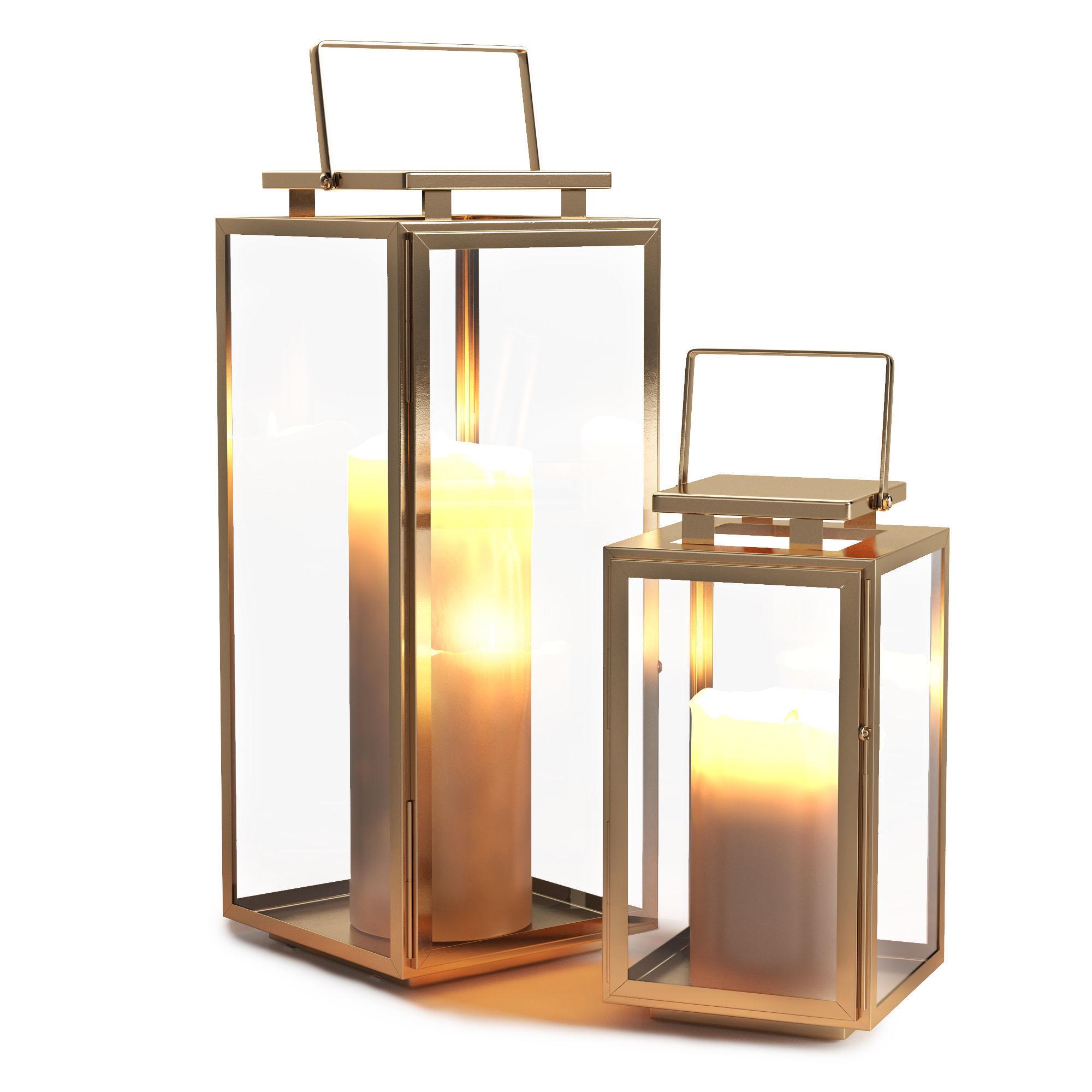 Amalfi lantern - Restoration Hardware