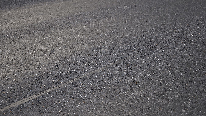 Large area seamless new road texture
