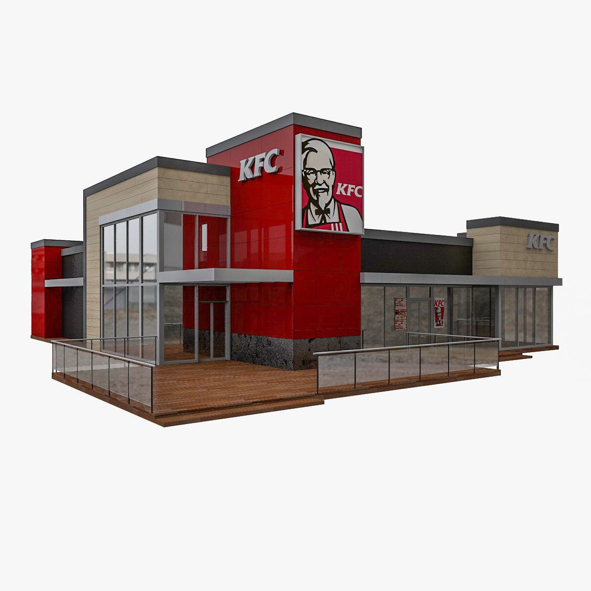 KFC 2-Storey Restaurant