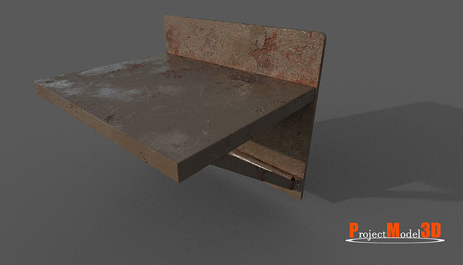 Old Prision Desk v01