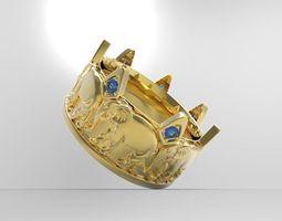 3D print model korona 111