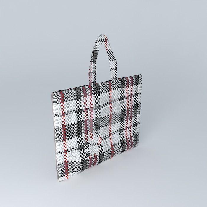 Fair bag 3D | CGTrader