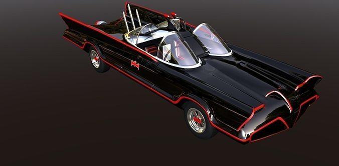1960s Batmobile
