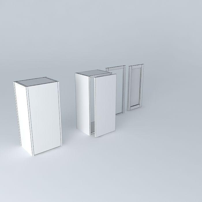 kitchen cabinet free 3d model max obj 3ds fbx stl skp 3d cabinet design project gallery jt design