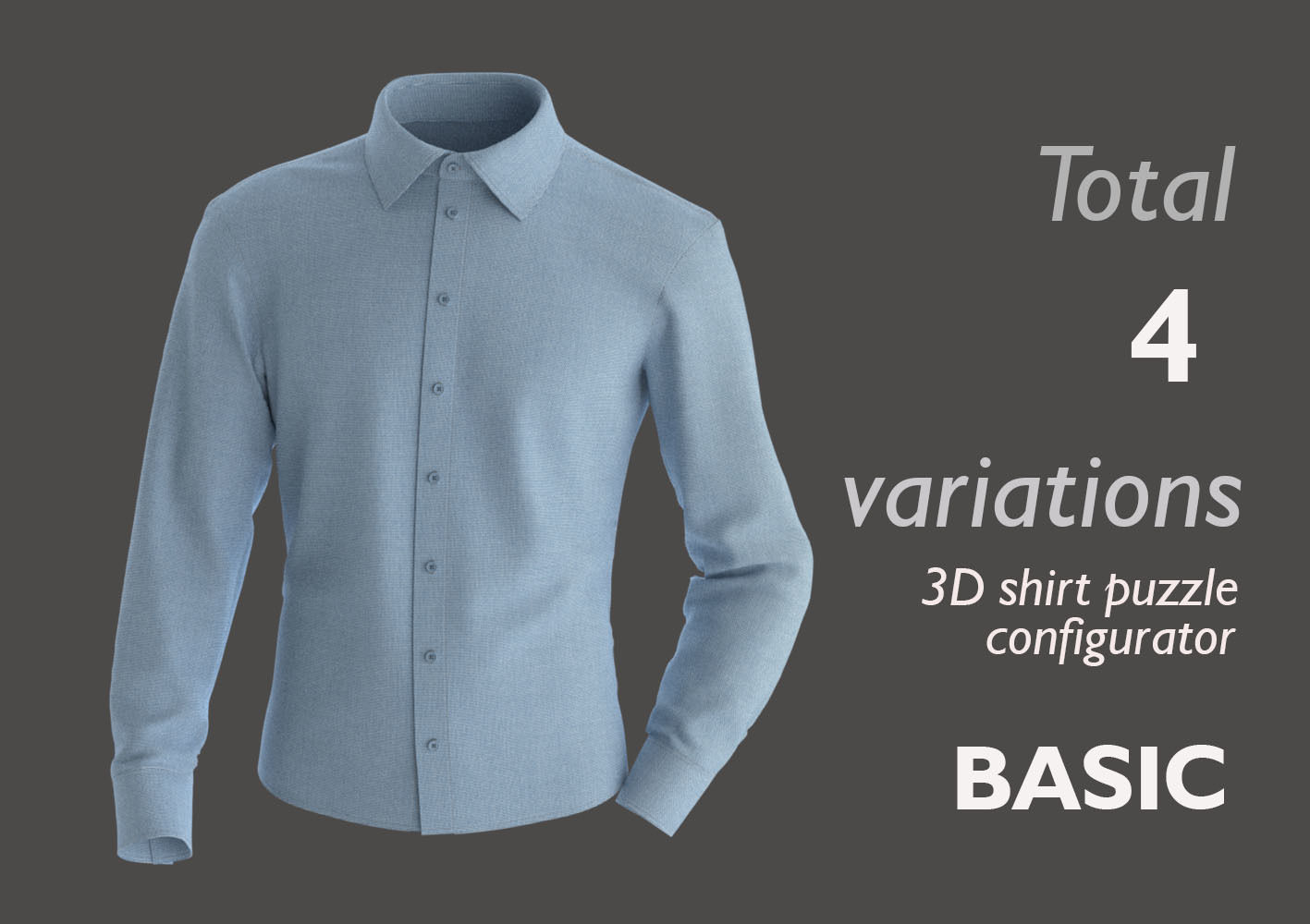 Part 3- 3D Shirt  Configurator -BASIC