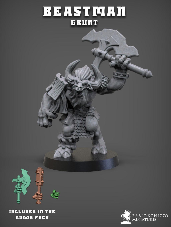Beastman Grunt