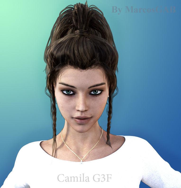 Camilla For Genesis 3 Female