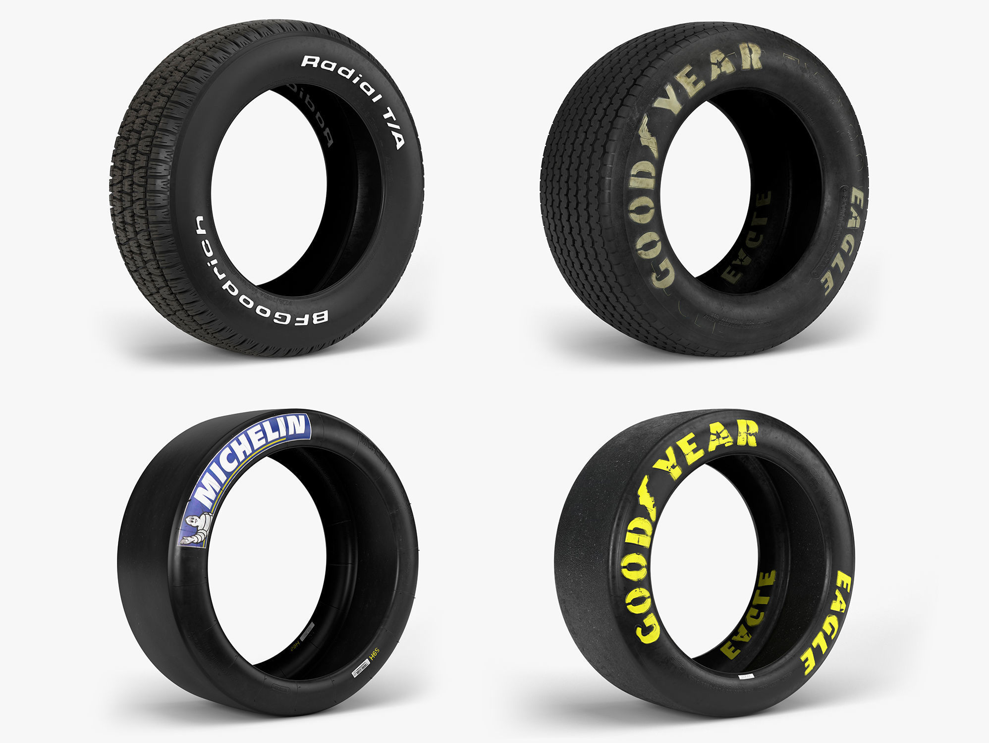 Tires Collection