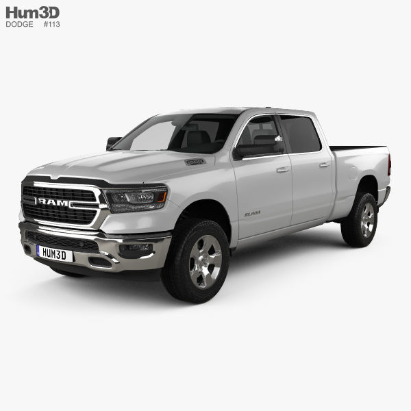 Dodge Ram 1500 Quad Cab Big Horn 6