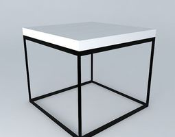 3d 60x60 model download max obj fbx 3ds c4d stl files for Table 60x60 design