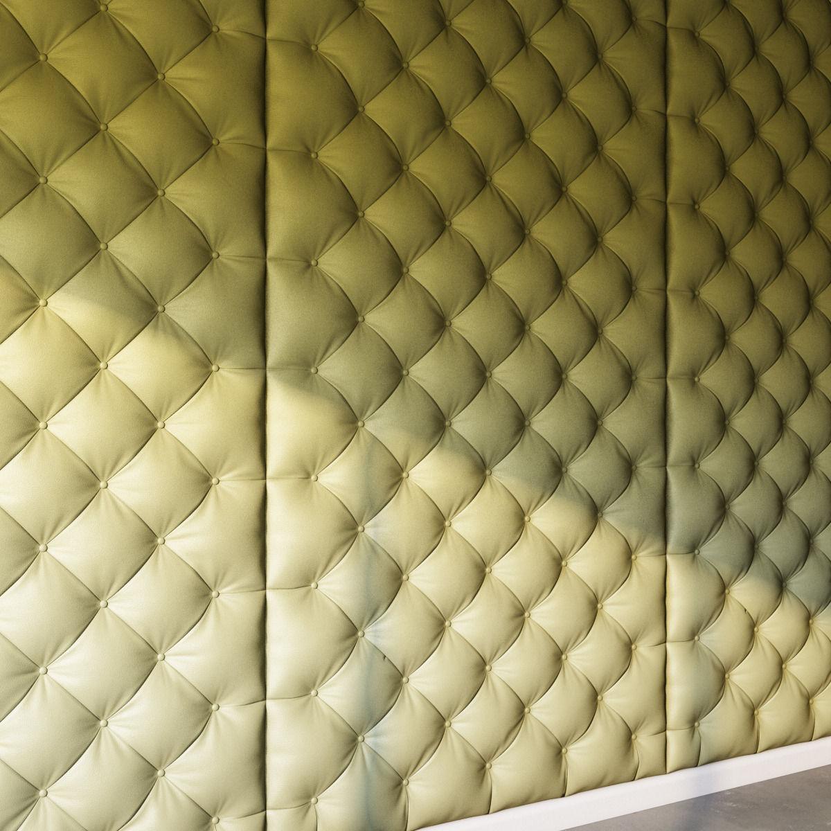 3D model Decorative wall panel 2 | CGTrader