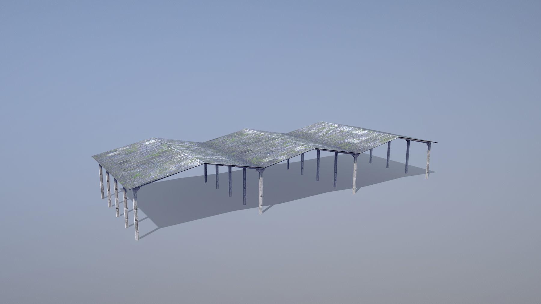 MilitaryBase PortoVelho Hangar 02