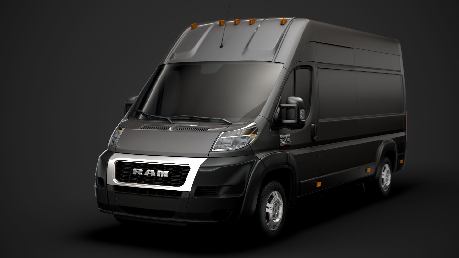 Ram Promaster Cargo 3500 H3 159WB EXT 2020