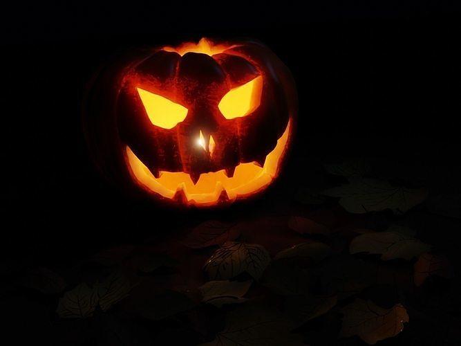 Pumpkin and halloween stuf