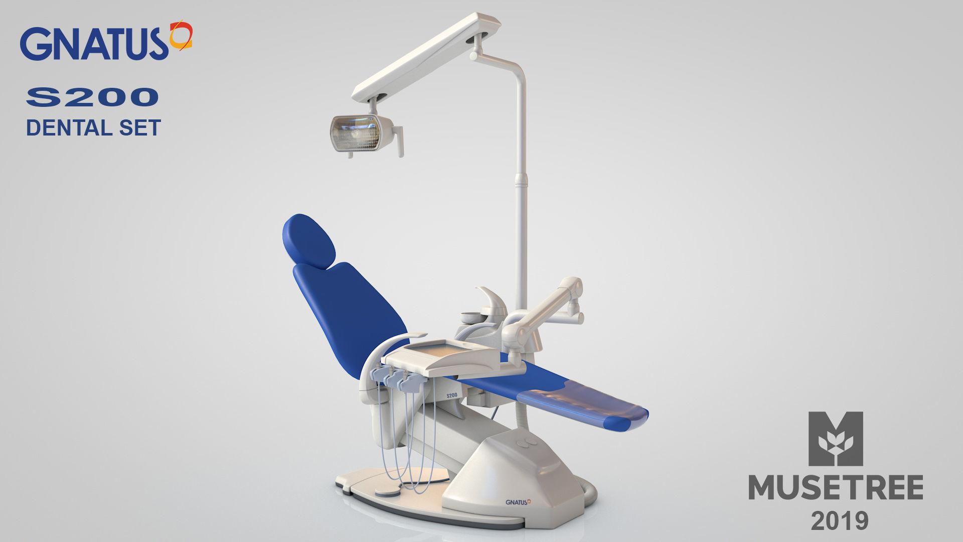 Dental set Gnatus S200