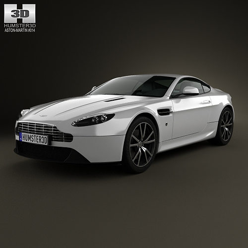 2012 Aston Martin Vantage Interior
