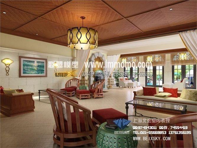 luxury interior design living room bedroom toilet kitchen  69 3d model max 1
