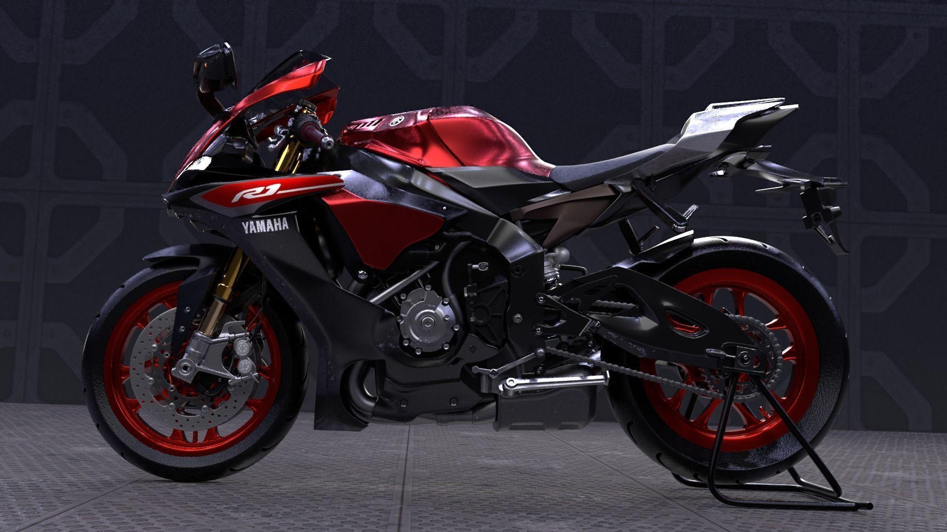 Yamaha R1 2015 Motorcycle