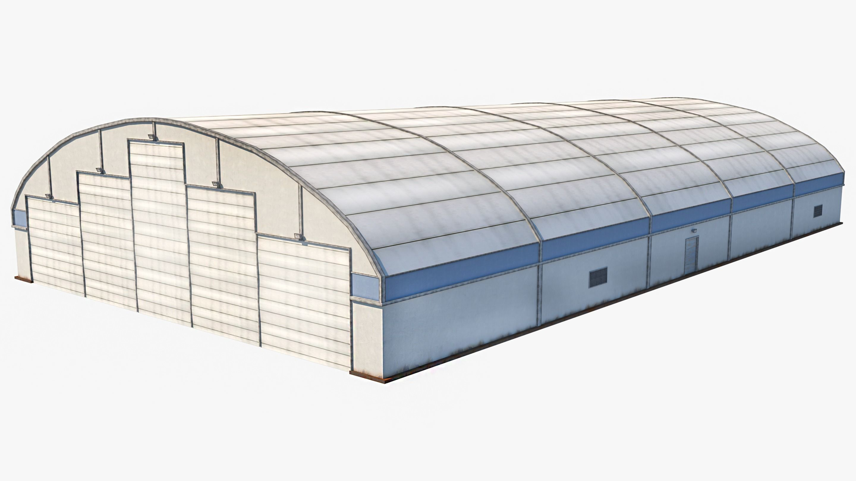Aircraft Maintenance Hangar