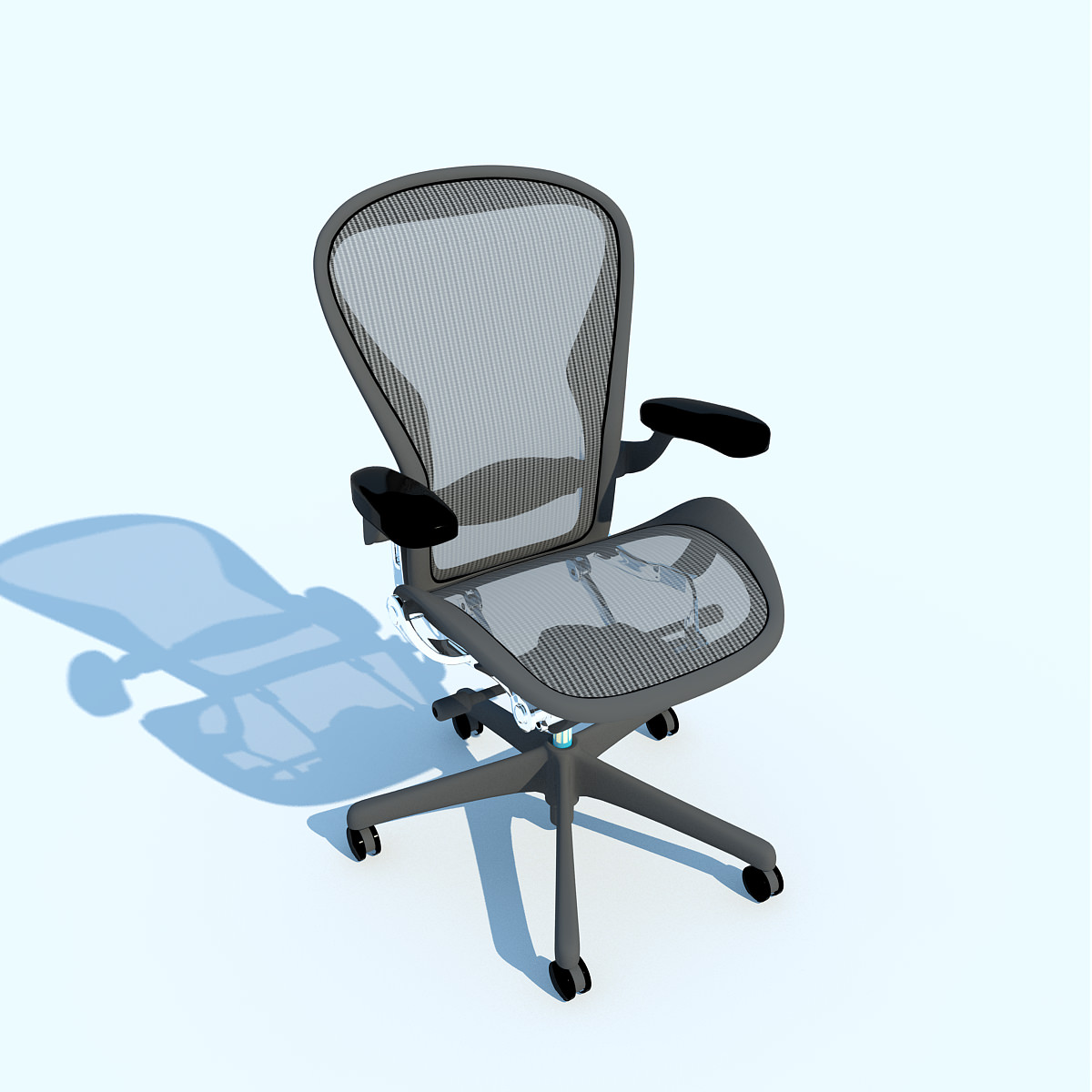 100 aeron desk chair herman miller aeron review the of