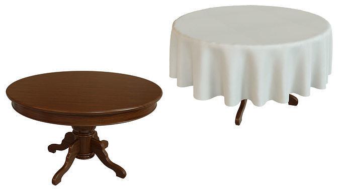 Wood table 1200