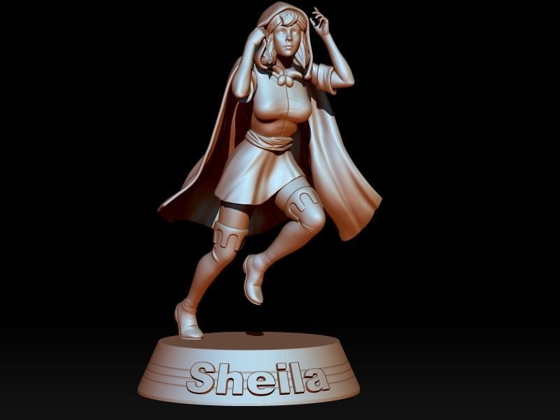 Sheila The Thief