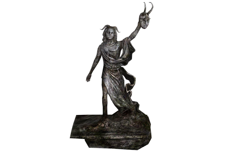 Ancient statue 05