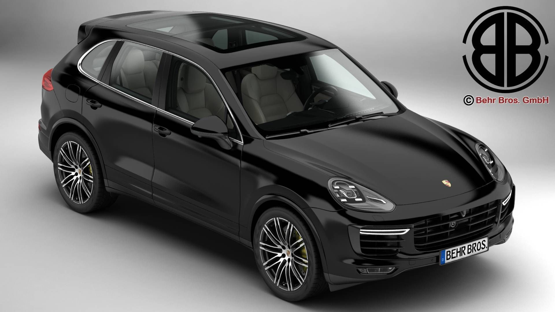 Porsche Cayenne Model Release Date