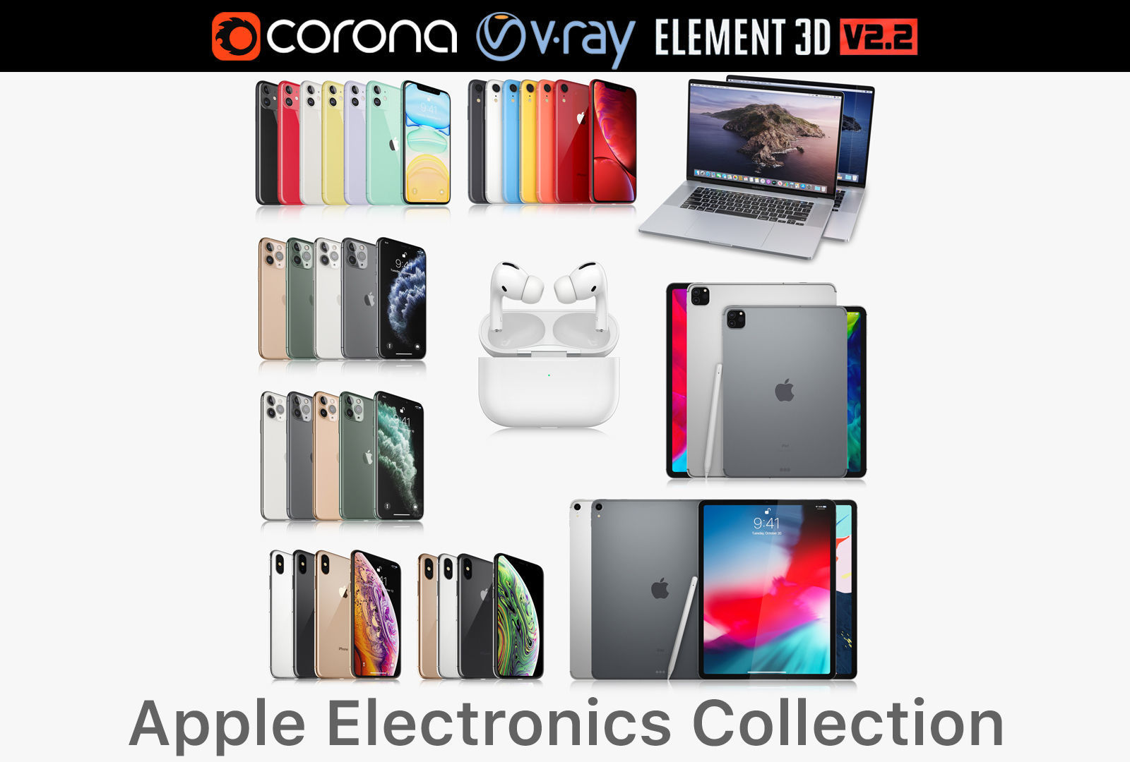 Apple Electronics Collection