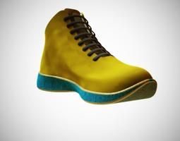 3d printable model shoes