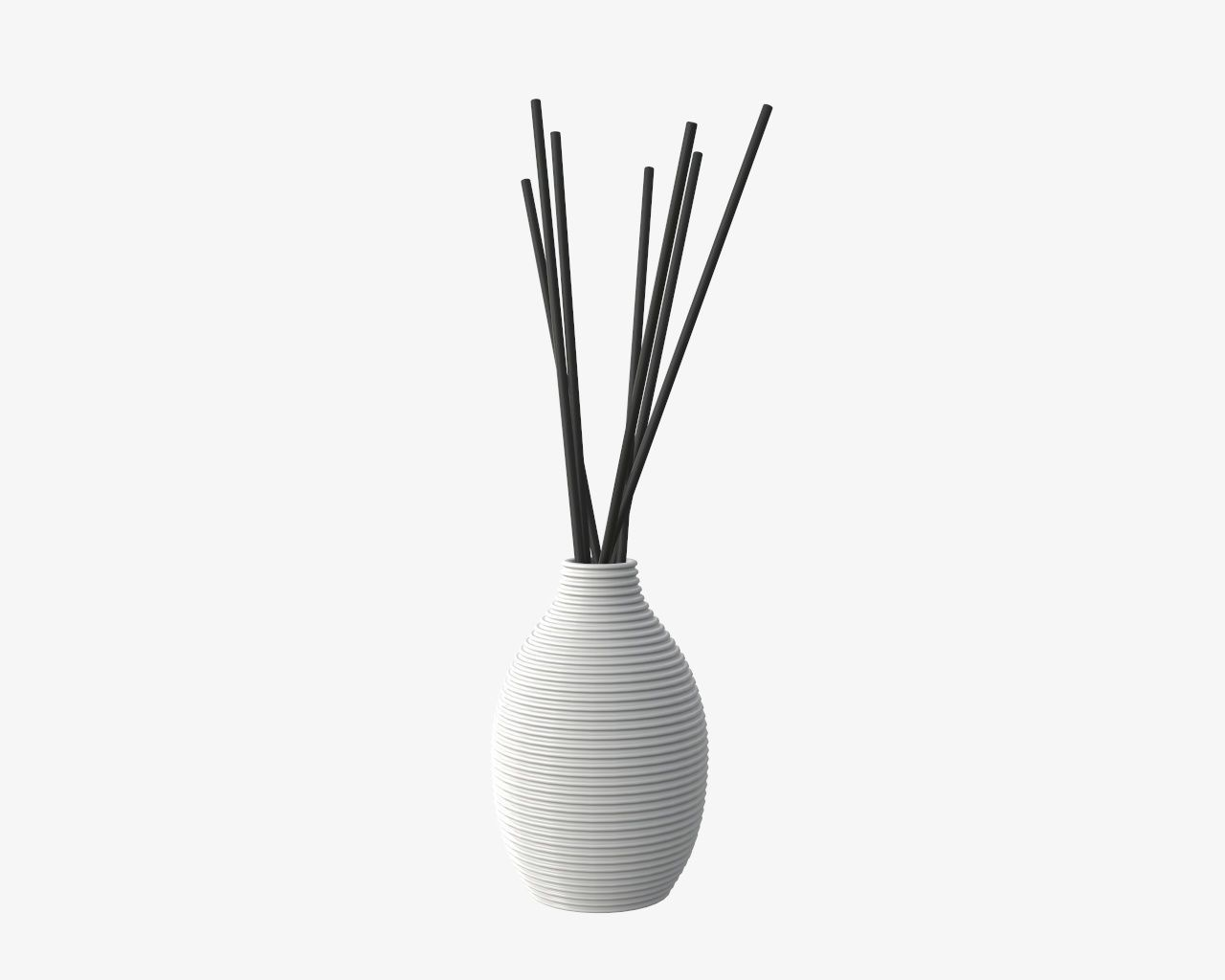 Air refresher bottle with sticks 08