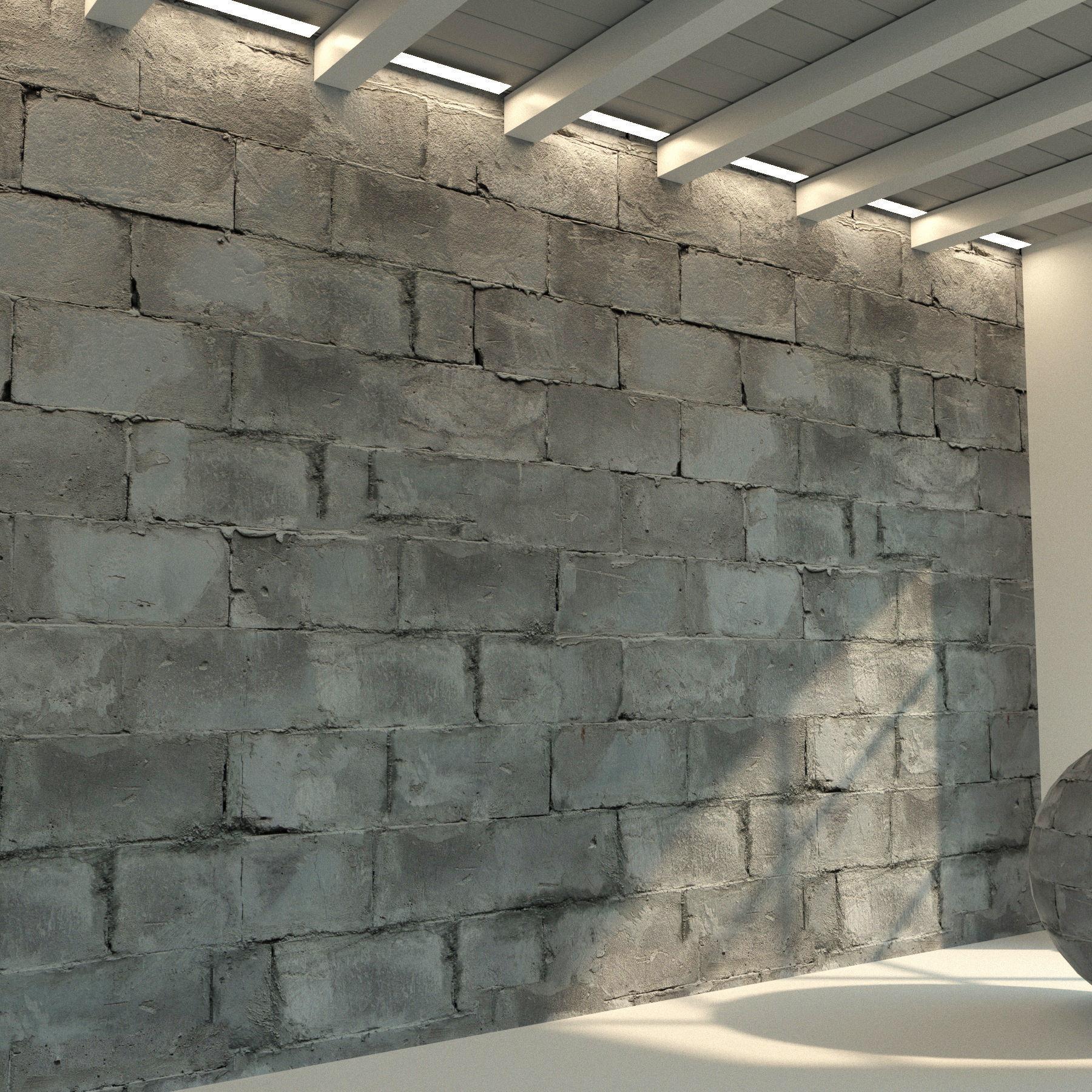 Brick wall Old brick  54