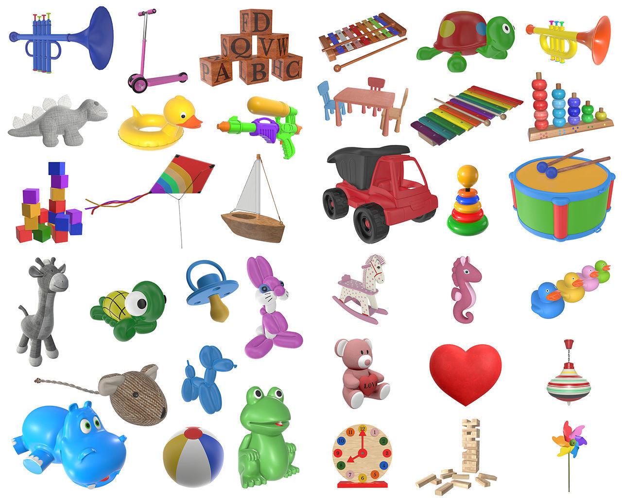 Children toys L01 pack 36 models