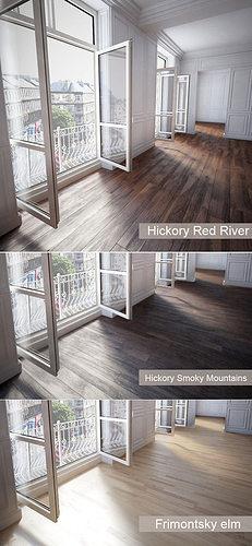 wooden floor 3d model max obj mtl mat 1