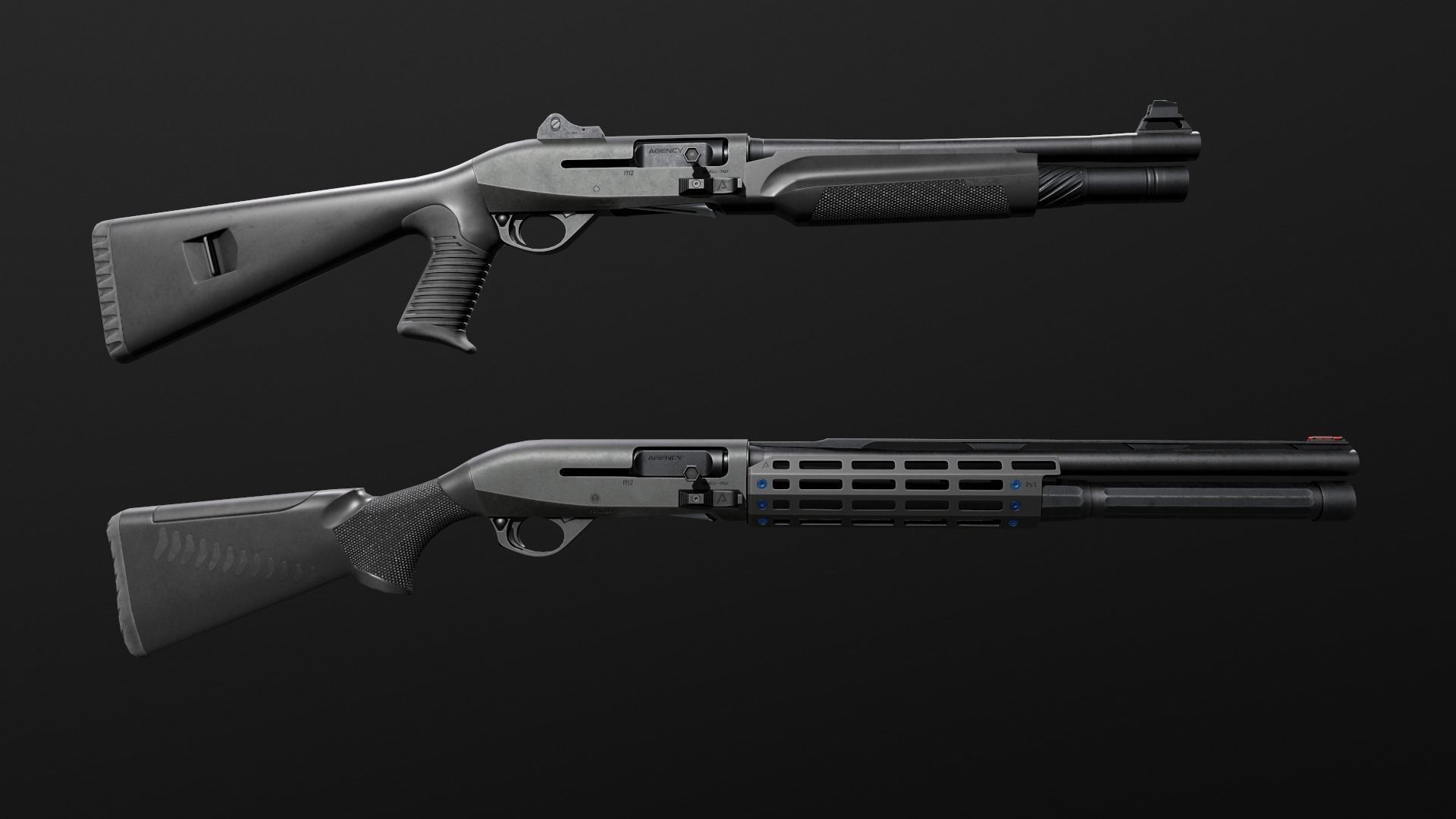Benelli M2 12 Gauge Shotgun