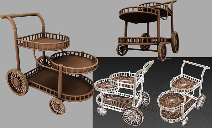 trolley tray