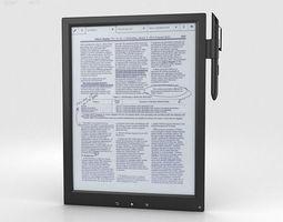 Sony Digital Paper 3D