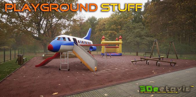 Playground Assets