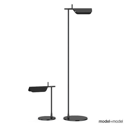 3d flos tab floor and table lamps cgtrader flos tab floor and table lamps 3d model mozeypictures Choice Image