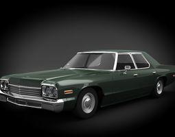 Dodge Monaco 74 3D asset
