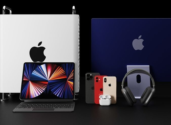 Ultimate Apple All-Time Products Collection Bundle