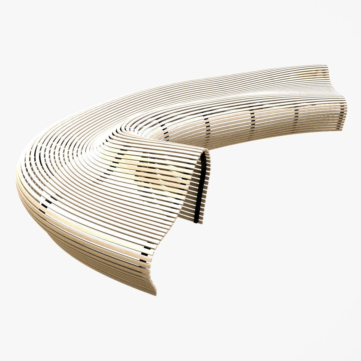 Parametric Bench Like Matthias Pliessnig