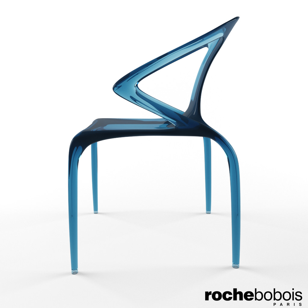 Roche Bobois Ava Chair Model Max 2
